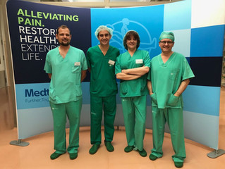 VII Curso Actualización en Cirugía Laparoscópica Avanzada