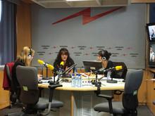 Dra Salvadora Delgado entrevista en Catalunya Radio