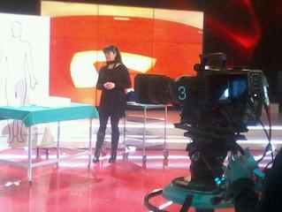 Dra Salvadora Delgado intervención en La Marató TV3