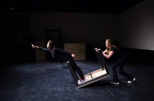 Devised Table Piece with Blake Thompson