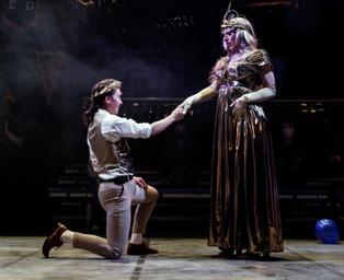 Paris in Troilus and Cressida