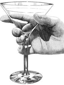 Martini Hand
