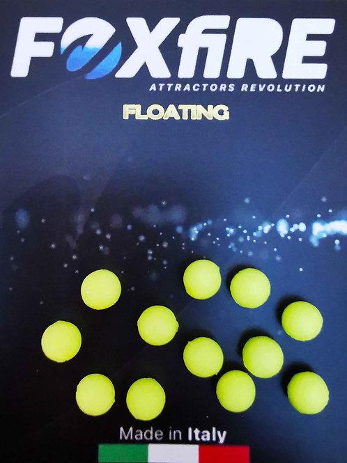 Foxfire Sfera 6,5 mm Giallo FLOATING