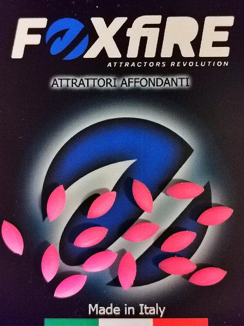 Foxfire Ovale 4 mm Rosa