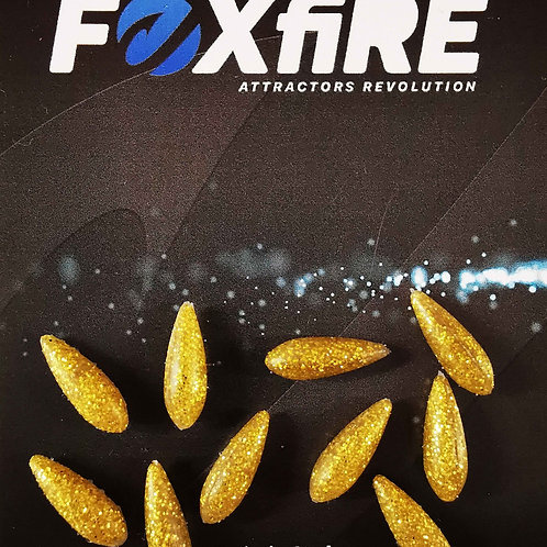 Foxfire Drop 5 mm Oro