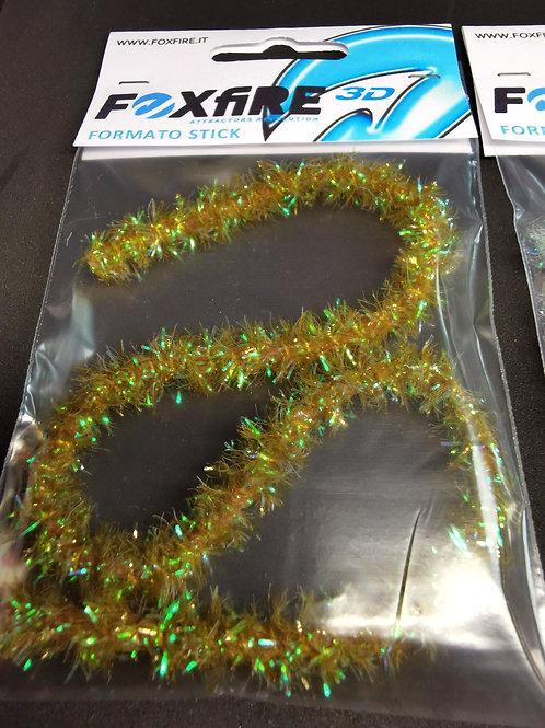 Foxfire 3D Stick XL Verde (alga) Olografici