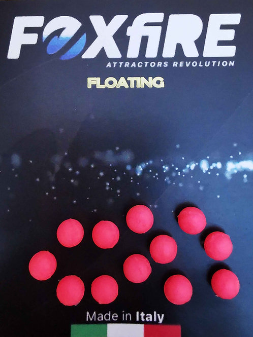 Foxfire Sfera 6,5 mm Rosso FLOATING
