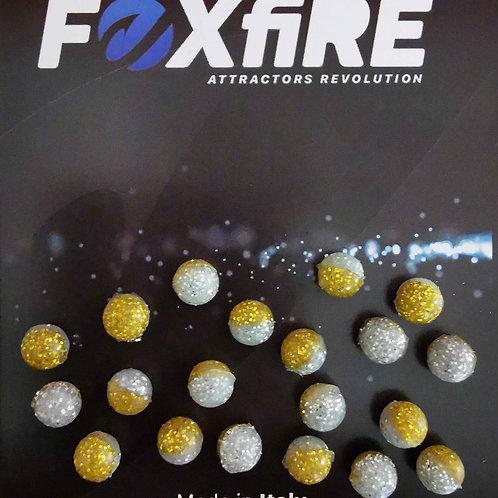 Foxfire Sfera 6 mm Oro & Argento