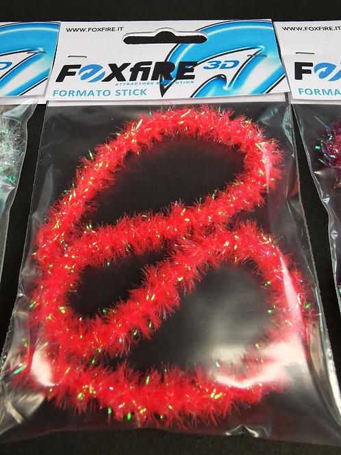 Foxfire 3D Stick XL Rosa Fluo Olografici