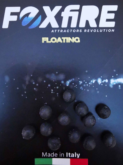 Foxfire Sfera 6,5 mm Nero FLOATING