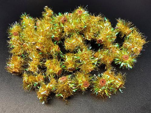 Foxfire 3D FLOATING Verde (alga) Olografici