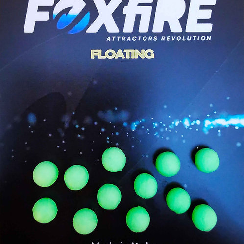 Foxfire Sfera 6,5 mm Verde FLOATING