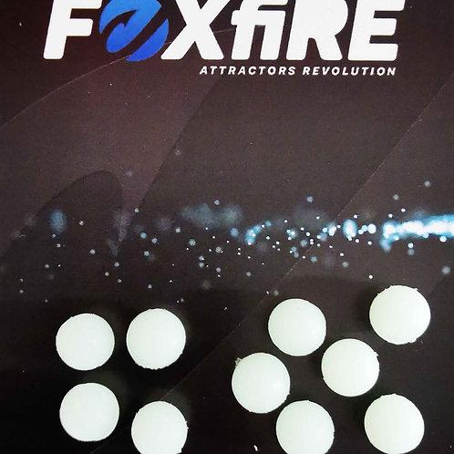 Foxfire Sfera 8 mm Bianco
