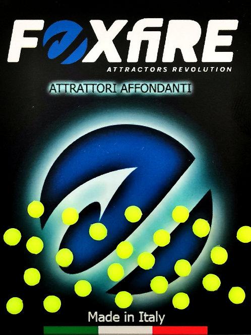Foxfire Sfera 4 mm Giallo