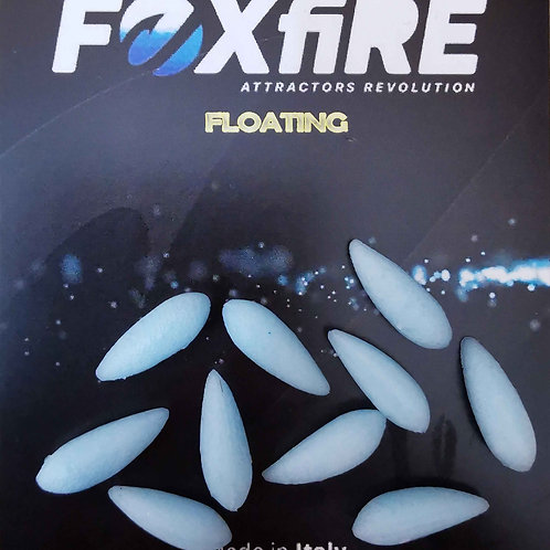 Foxfire Drop 5,5 mm Azzurro FLOATING