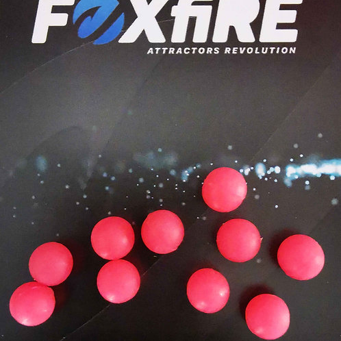 Foxfire Sfera 8 mm Rosa
