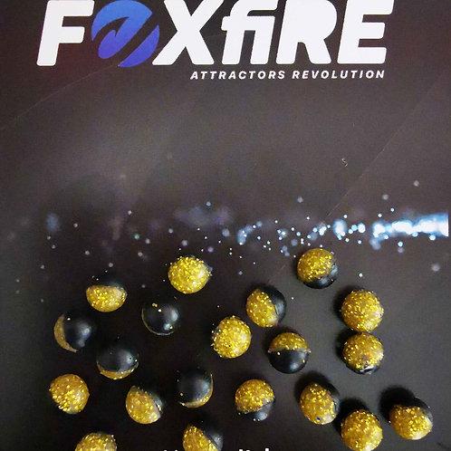Foxfire Sfera 6 mm Nero & Oro