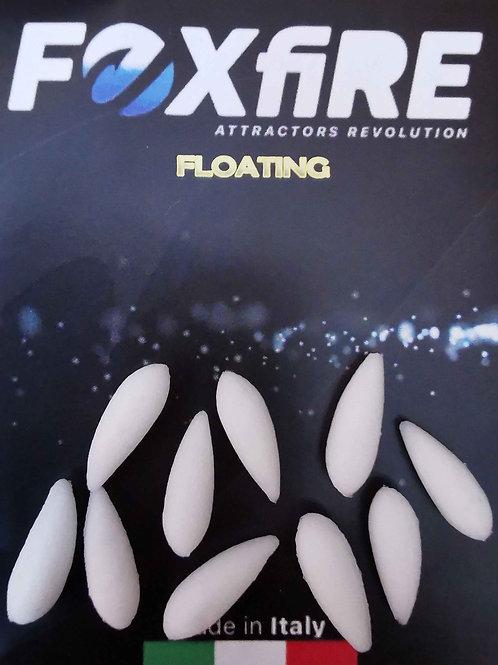 Foxfire Drop 5,5 mm Bianco FLOATING