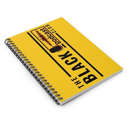 BPC Spiral Notebook - Ruled Line