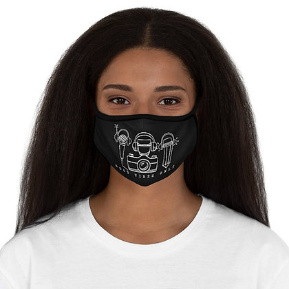 Good Vibes Only Face Mask