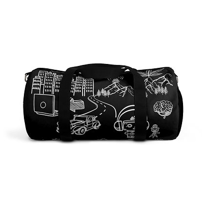 Good Vibes Only Duffel Bag