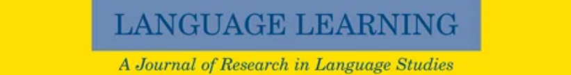 Language Learning logo
