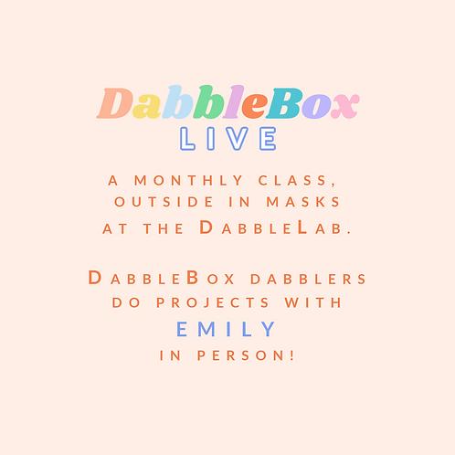 DabbleBox LIVE