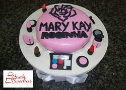 BOLO MAQUIAGEM MARY KAY