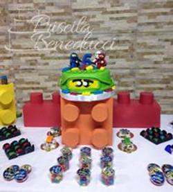 BOLO NINJA LEGO