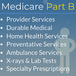 Medicare Part B Coverages
