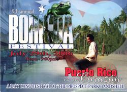 Boricua Festival 2006 Poster