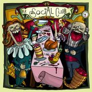 Social Club Digital drawing