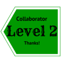 Level 2 Collaboration. Click to see perks!