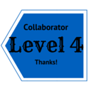 Level 4 Collaboration. Click to see perks!