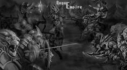 Rogue Empire - The Human Vinscian Offensive