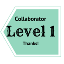 Level 1 Collaboration. Click to see perks!