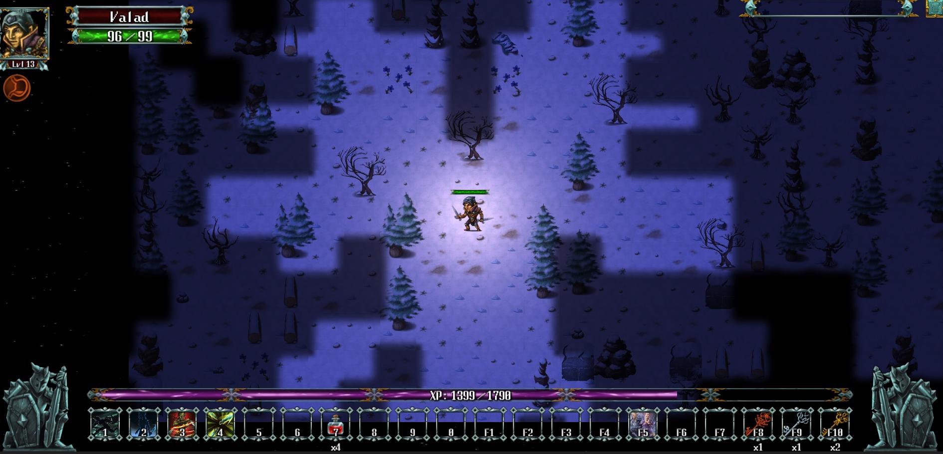 SnowyTerrain