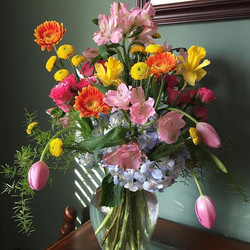 Call to order your Easter flowers. 912.547