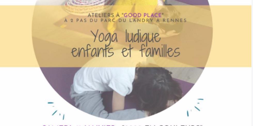 Yoga Enfants 6 à 11 ans - 2020 en couleurs-