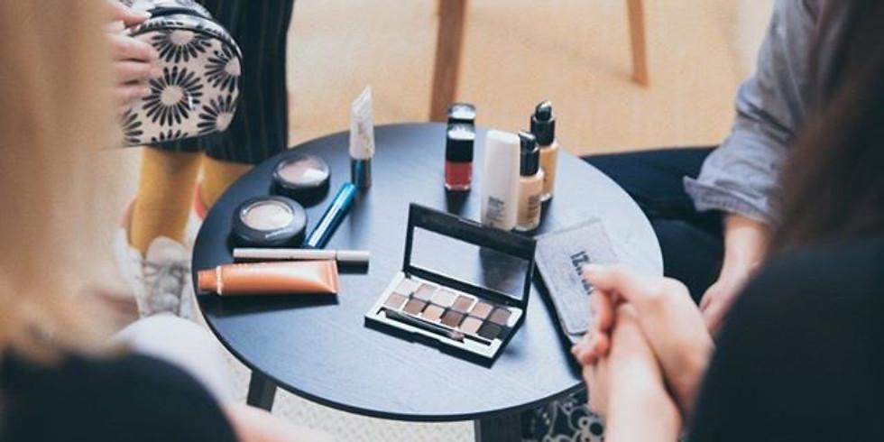 Atelier maquillage : un teint frais toute la journée !