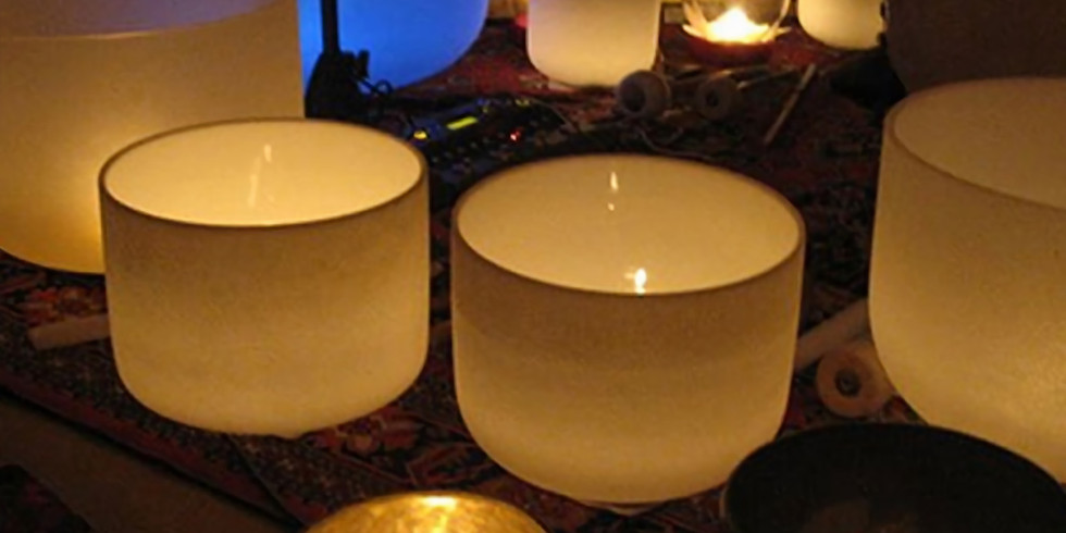 Monthly Sound Immersion at Holistic Wellness Practice