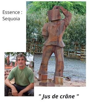 Thierry Guerin – Engagé pour respecter les arbres et arbustes dans leur singularité