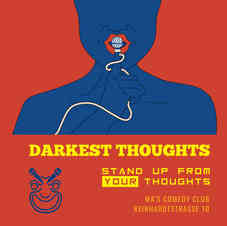 Darkest Thoughts: Stand Up From Your Thoughts