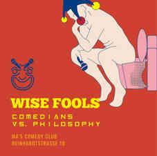 Wise Fools: Comedians vs. Philosophy
