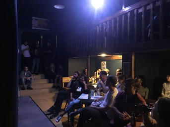Ma's Audience