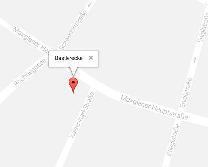 Bastlerecke, Bastelecke, Salzburg, Basteln, Bastelbedarf, Bastelkurse, Maxglan, Bastelgeschäft