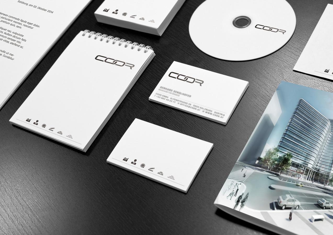 COOR Corporate Design