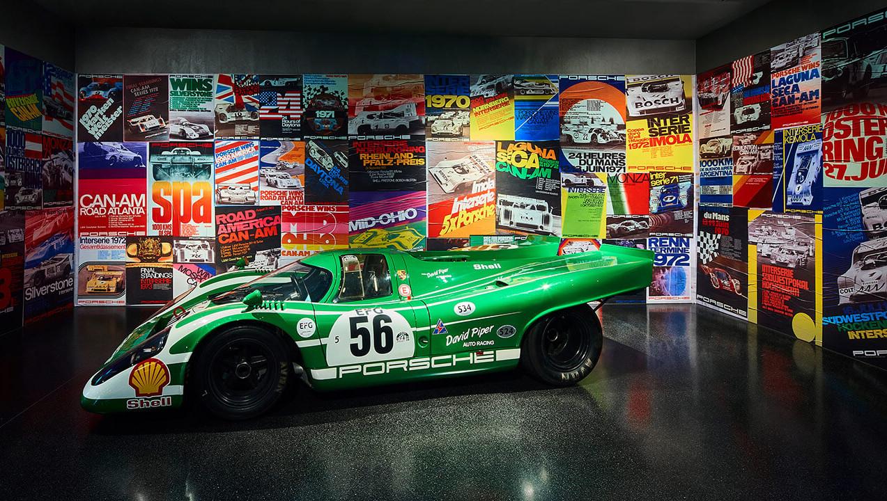 Hans-Peter Porsche Traumwerk Sonderausstellung Le Mans