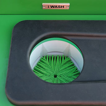 ClubWash – the ultimate golf club cleaner & dryer
