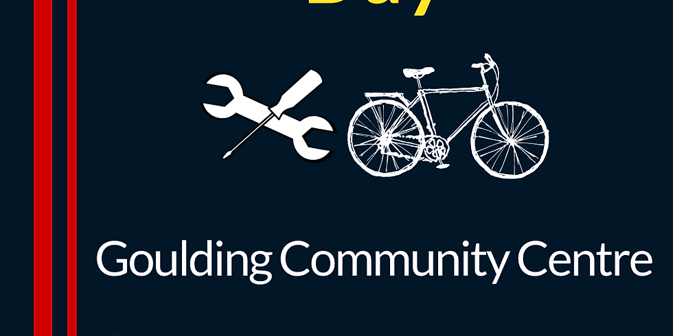 Bike Safety Day at Goulding Community Centre